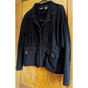 Bill Blass Vintage Corduroy Cotton Jacket